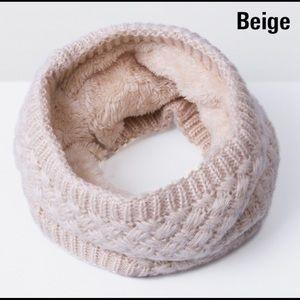 Winter neck warmer